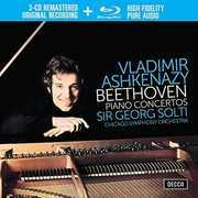Beethoven: The Piano Concertos - Vladimir Ashkenazy , Vladimir Ashkenazy