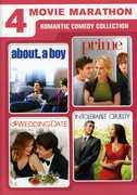4 Movie Marathon: Romantic Comedy Collection , George Clooney