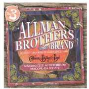Macon City Auditorium 2/ 11/ 72 , The Allman Brothers Band