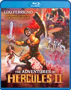 The Adventures of Hercules II , Lou Ferrigno
