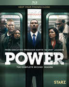 Power: The Complete Second Season , Omari Hardwick