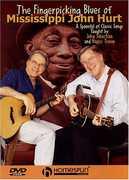 The Fingerpicking Blues Of Mississippi John Hurt , John Sebastian