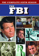The FBI: The Complete Sixth Season , Efrem Zimbalist Jr.