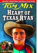 The Heart of Texas Ryan /  A Child of the Prairie , Tom Mix