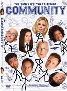 Community: The Complete Third Season , Joel McHale