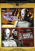Santo Museo Cera & Santo Blue Demon Mundo Muertos