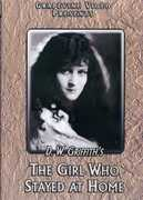 The Girl Who Stayed at Home , Frances Parkes