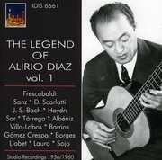 Legend of Alirio Diaz Vol. 1 , Alirio Diaz