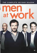 Men at Work: The Complete Second Season , James Lesure