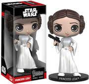 FUNKO WACKY WOBBLER: Star Wars Classic - Leia