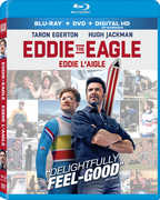 Eddie The Eagle , Taron Egerton