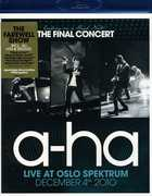 Ending on a High Note: Final Concert [Import] , a-ha