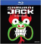 Samurai Jack: The Complete Series Box Set