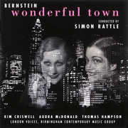 Bernstein: Wonderful Town , Simon Rattle