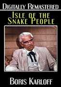 Isle of the Snake People , Boris Karloff