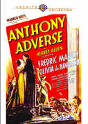 Anthony Adverse , Fredric March