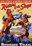 Bob Steele Double Feature: Riders of the Sage /  Su , Bob Steele