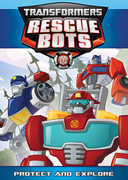Transformers Rescue Bots: Protect And Explore , Transformers Rescue bots