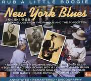 New York Blues 1945-1956 Rub A Little Boogie , Various Artists