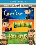 Coraline /  ParaNorman /  The Boxtrolls , Casey Affleck