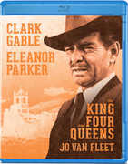 The King and Four Queens , Clark Gable