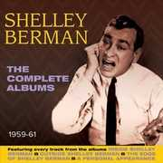 The Complete Albums 1959-61 by Shelley Berman , Shelley Berman
