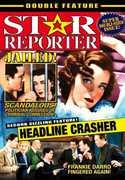 Star Reporter /  Headline Crasher , Frankie Darro
