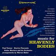 Music For Heavenly Bodies , Paul Tanner