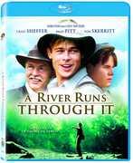 A River Runs Through It , Brad Pitt