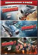 Sharknado Triple Feature , Ian Ziering