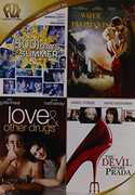500 Days of Summer /  Water for Elephants /  Love & Other Drugs /  The Devil Wears Prada