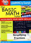Basic Math Tutor: Simplifying Fractions , Jason Gibson