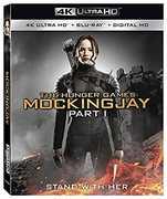 The Hunger Games: Mockingjay, Part 1 , Jennifer Lawrence