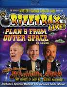 Rifftrax Live! Plan 9 From Outer Space , Michael J. Nelson