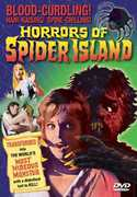 Horrors of Spider Island , Alex D'Arcy