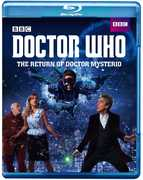 Doctor Who: The Return Of Doctor Mysterio , Peter Capaldi