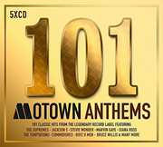101 Motown Anthems /  Various [Import] , Various Artists