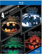 4 Film Favorites: Batman Collection , Michael Keaton
