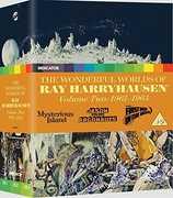 Wonderful Worlds Of Ray Harryhausen Vol 2: 1961-1964 (Dual Format) [Import]