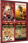 Animal Fun Pack: 4-Movie Set