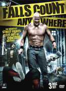 WWE: Falls Count Anywhere Matches , The Rock