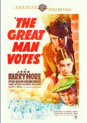 The Great Man Votes , John Barrymore