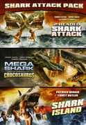 2 Headed Shark Attack /  Mega Shark Vs. Crocosaurus , John Anderson