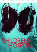 Childrens Hospital: The Complete Fourth Season , Rob Corddry