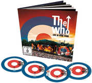 Live In Hyde Park [CD/ DVD/ BR] , The Who