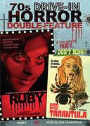 70s Drive-in Horror: Ruby /  Kiss of the Tarantula , Eric Mason