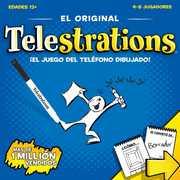 Telestrations: 8 Player Spanish