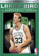 NBA: Larry Bird a Basketball Legend