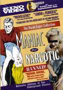 Maniac & Narcotic , William Woods