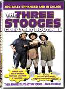 The Three Stooges: Greatest Routines , Larry Fine